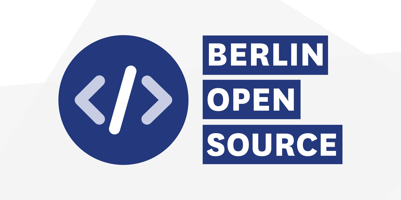 """Logo des Portals """"Berlin Open Source"""""""