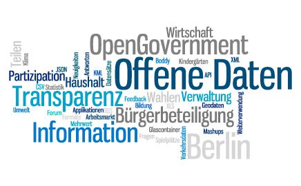 Open data wordle