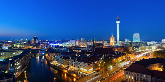 Screenshot zu Interactive Berlin: Where do you Live?