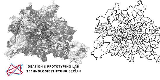 Berlins räumliche Einheiten