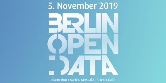 Einladung zum Berlin Open Data Day (BODDy) 2019