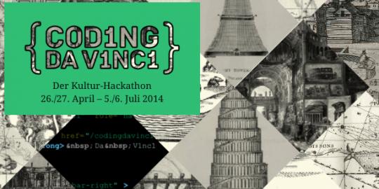 Coding da Vinci - Der Kultur-Hackathon