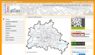 Kiezatlas – Virtueller Stadtplan