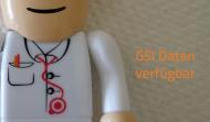 GSI Daten verfügbar