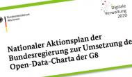 Nationaler Aktionsplan Open Data