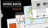 International Open Data Hackathon - Berlin