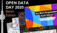 Illustration für die Veranstaltung Open Data Day 2020